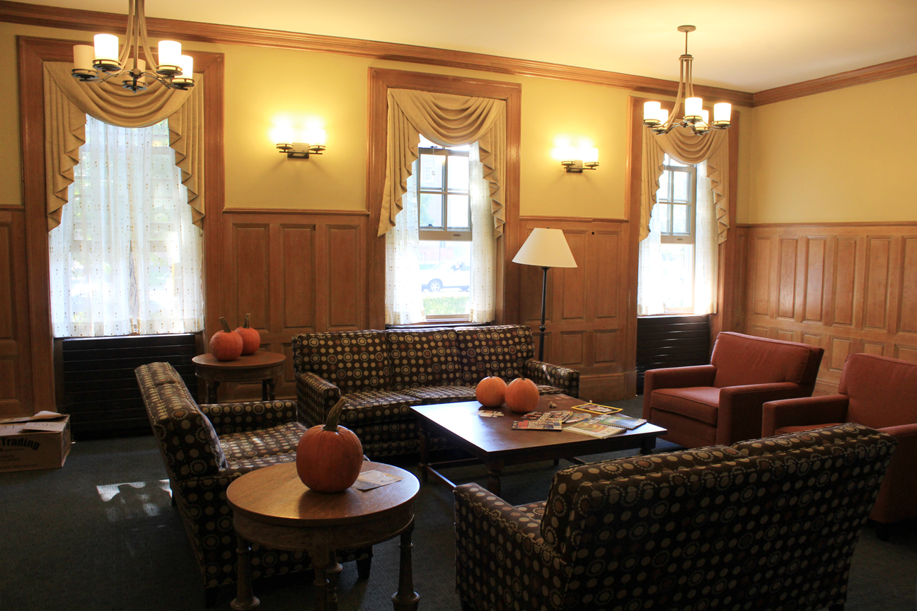 Northrop living room