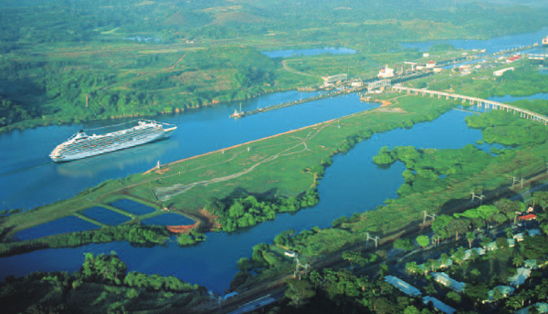cruise the panama canal smith college office of alumnae relations