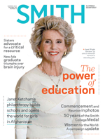 Smith Alumnae Quarterly Summer 2014