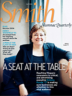 Smith Alumnae Quarterly Fall 2006