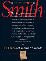 Smith Alumnae Quarterly Winter 2009