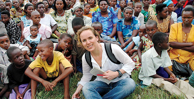Nina Munk '88, a contributing editor at Vanity Fair, traveled around Africa to observe the ups and downs of the Millennium Villages Project.