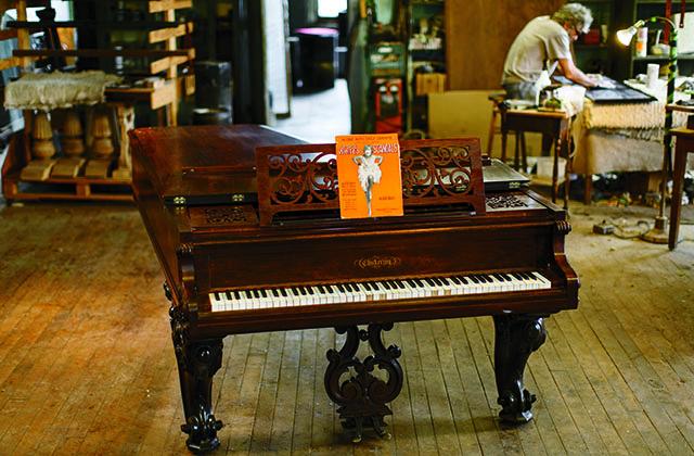 Sophia Smith piano