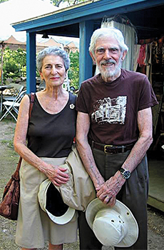 Natalie Zemon Davis and Chandler Davis