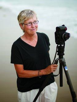 "Photographer Alison Shaw '75's work is ""arty but accessible"""