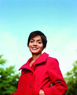 Environmental journalist Simran Sethi '92