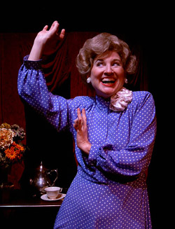Elaine Bromka as Betty Ford