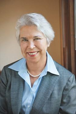 Smith College President Carol Christ