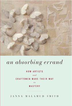 An Absorbing Errand book cover.