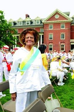 Evelyn Boyd Granville '45