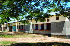 On of SCALEAfric's schools