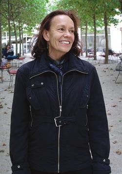 Signe Nielsen '72, landscape architect.