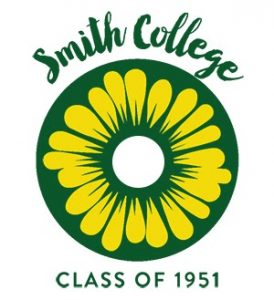 Smith College Class of 1951 Logo