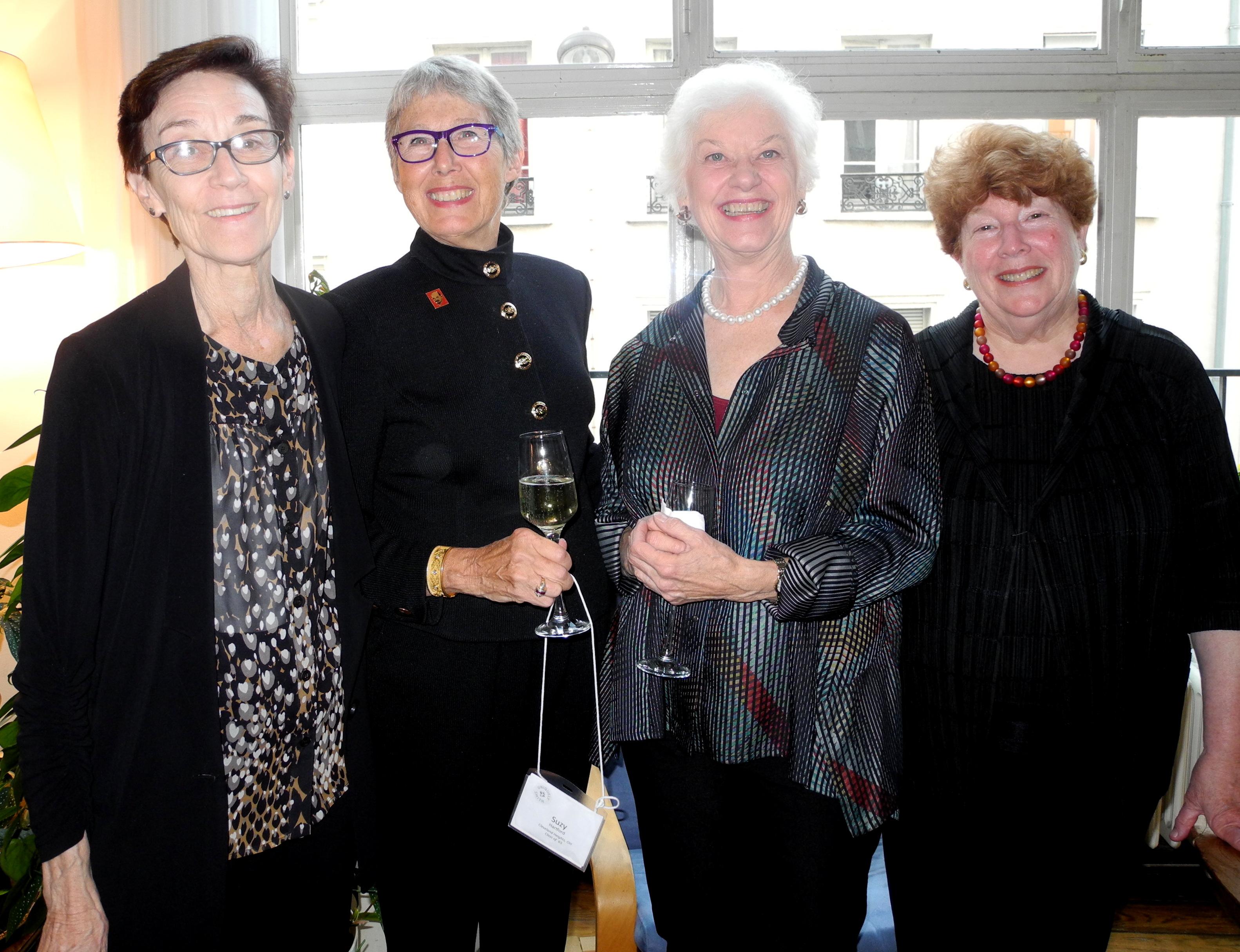 Roberta, Suzy, Peggy, Lynn