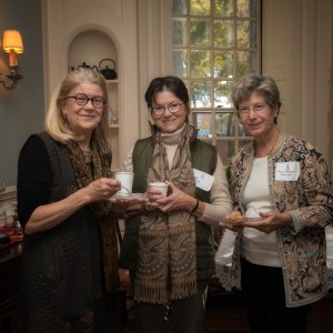 DianaEck (left), Kathleen Leahy Born (center) and Nancy Steeger Jennings (right)