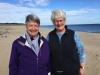 Linda Gray and Peggy Blauner Metzger 2018