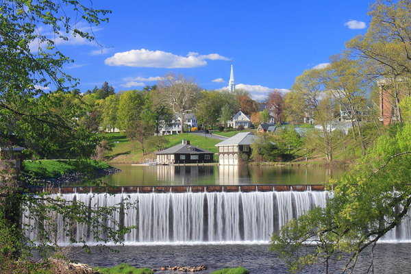 paradise-pond-smith-college-in-spring-john-burk