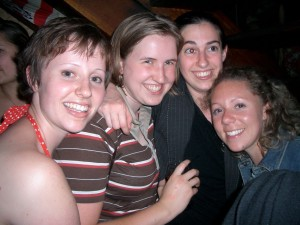 2 Year Reunion - On the Town