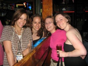 5 Year Reunion - Hanging Out