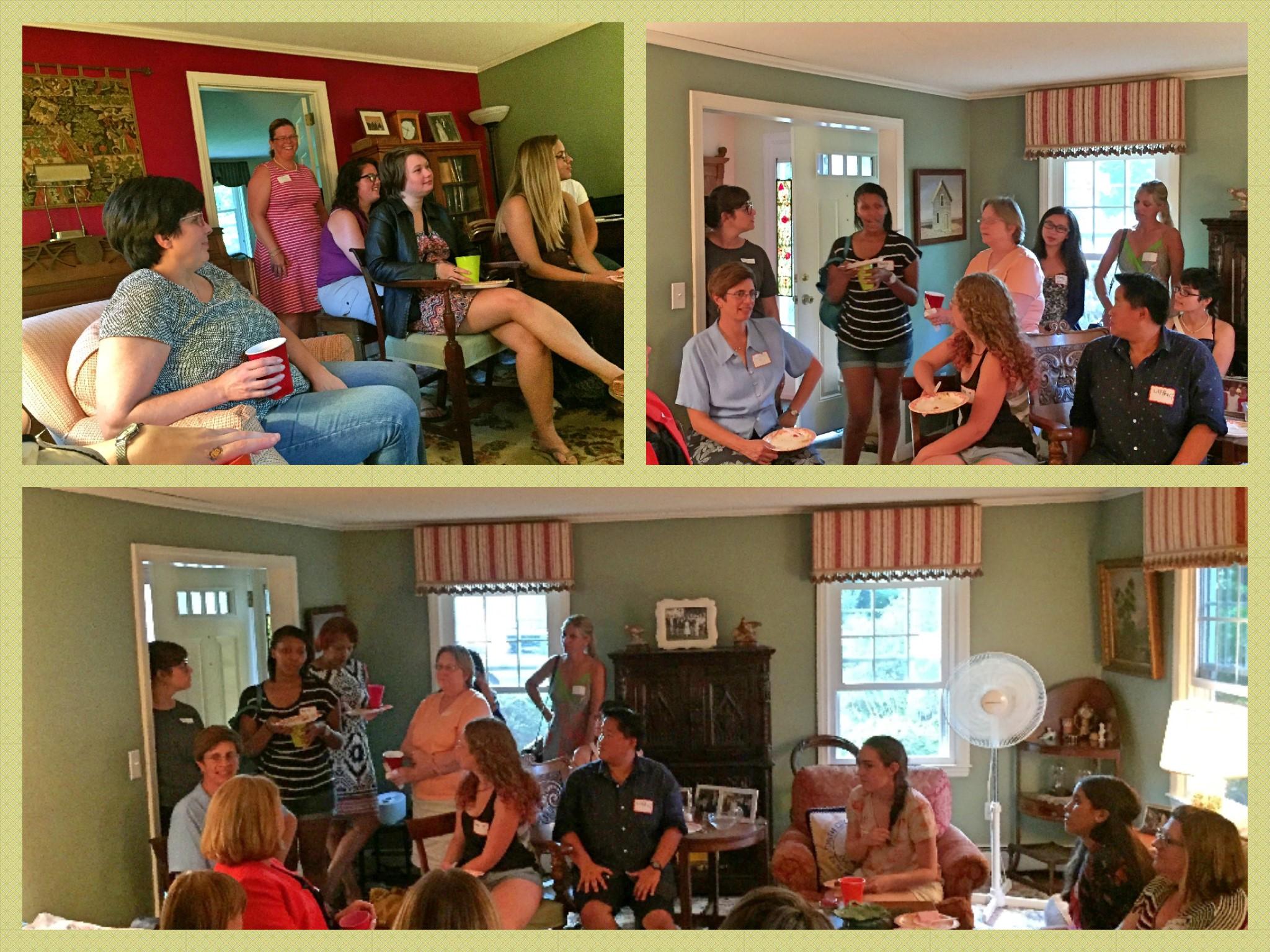 Images from the Summer Sendoff, learn more in our newsletter.